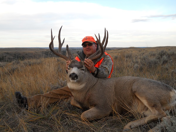 Deer Hunting Guide and Outfitters in Montana - Armells Creek